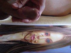 Sperm for vidz Avril Lavigne  super - part 8