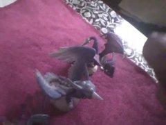 Cum On: vidz Female Skylanders  super Dragons