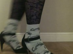 Socks, Big vidz Rubber Cocks  super & My Ass!