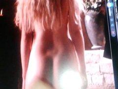 emilia clarke vidz cum on  super ass