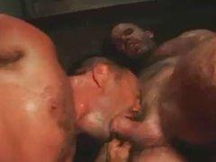 Two Daddy's vidz fuck a  super boy