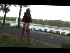 outdoor lingerie vidz walk