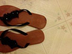 Cum on vidz my girlfriends  super sandals :)