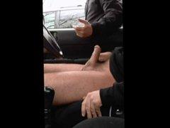 helping hands vidz and a  super parcked car