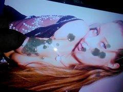 Cumming on vidz a sweet  super blonde