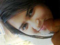 cute indian vidz teen gets  super a hot tribute facial
