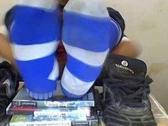 Straight guys vidz feet on  super webcam #144
