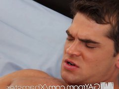 HD - vidz GayRoom Big  super dick massage and hard ass pounding