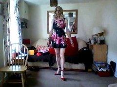 new girly vidz skater dress  super 1