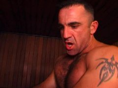 Steam - vidz hot hairy  super muscular 3 some