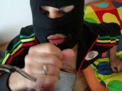 army man vidz shoot huge  super load on my mask