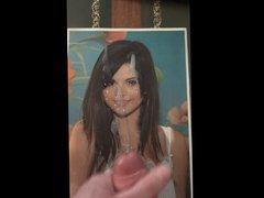 Cum tribute vidz to Selena  super Gomez (no.3)