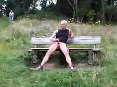 on the vidz bench