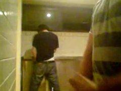 flashing in vidz toilet