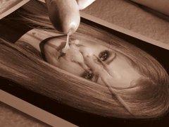 Sperm for vidz Avril Lavigne  super - part 9