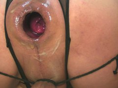 Gaping my vidz wet pussy  super 08 Nov-02-2014