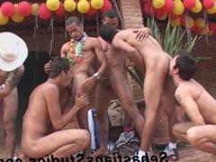 Bare Latin vidz Chulo Party