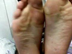Straight guys vidz feet on  super webcam #495