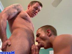 Gaystraight jock vidz gets ass  super fucked deeply