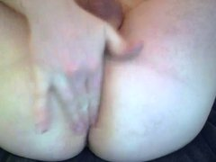 Asshole gape vidz & fingering  super 3