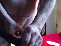 Cumming in vidz NOT my  super stepdaughter's thong