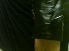 Smoking, Leather, vidz Cum