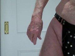 Punishment of vidz my ass  super and Cock