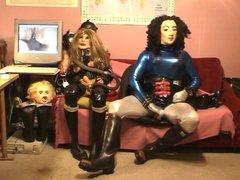 Roxina Bizarre vidz Cock Doll  super X