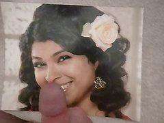 Cum tribute vidz to sexy  super Indian celebrity chef Aarti