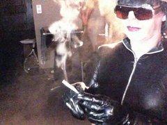 smoking bitch vidz 2015