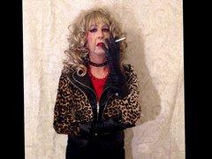 Smoking Tranny vidz Whore Mandy
