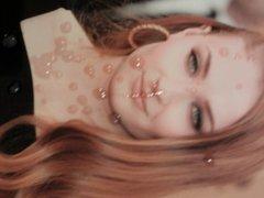 Sophie Turner vidz Cum Tribute  super 1