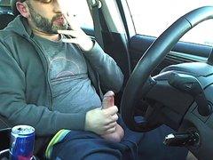 Smoking, poppers, vidz public car  super jacking