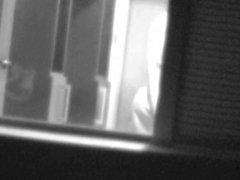 Big dick vidz twink flash  super caught spycam window voyeur neighbour
