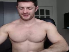Hot daddy vidz shows body  super and dick to make you horny