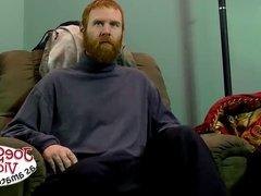 Amateur straight vidz redhead guy  super gets blown
