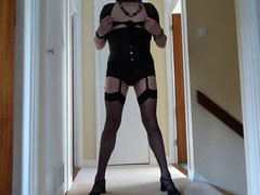 Mature tranny vidz needs a  super man