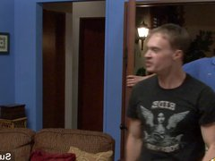 Married stud vidz gets nailed  super by a gay hard