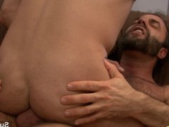 Gorgeous married vidz guy gets  super fucked by a gay