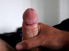 J-Art male vidz solo natural  super cock stroking