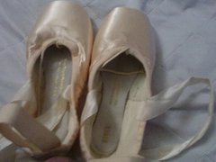 2015.02.16 BLOCH vidz Pointe shoes  super cum again