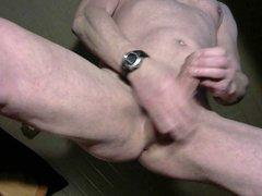 wanking in vidz front of  super my webcam
