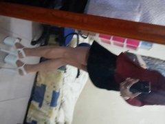 high heeled vidz shoes