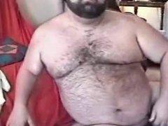 Hairy Chubby vidz Bear Jo1