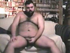 Hairy Chubby vidz Bear Jo9