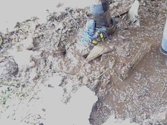 Shoes in vidz snow mud  super water