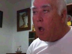 Spanish Chubby vidz Grandpa with  super thick Dick