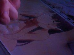 Sop 5 vidz Haruko Amaya  super (Requested by CumOnBigTits)