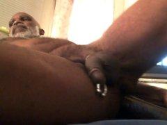 DILDO 4 vidz BLACK HAIRY  super DADDY