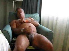 Daddy Bear vidz Oso Cum